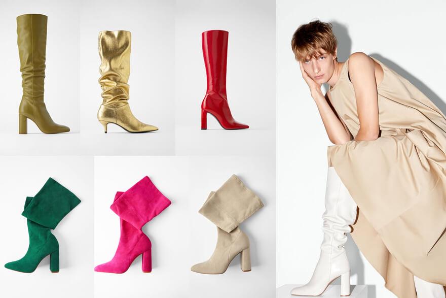 Осенняя обувь для женщин