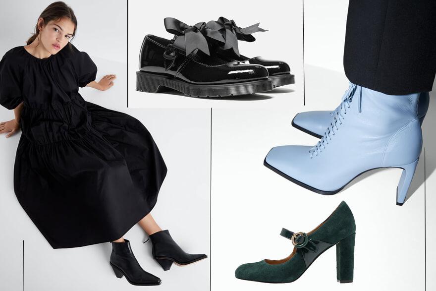 Обувные тренды осень-зима 2019-2020