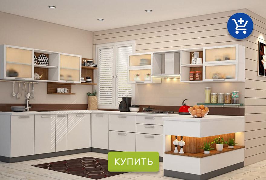 дизайн кухни от H&M Home