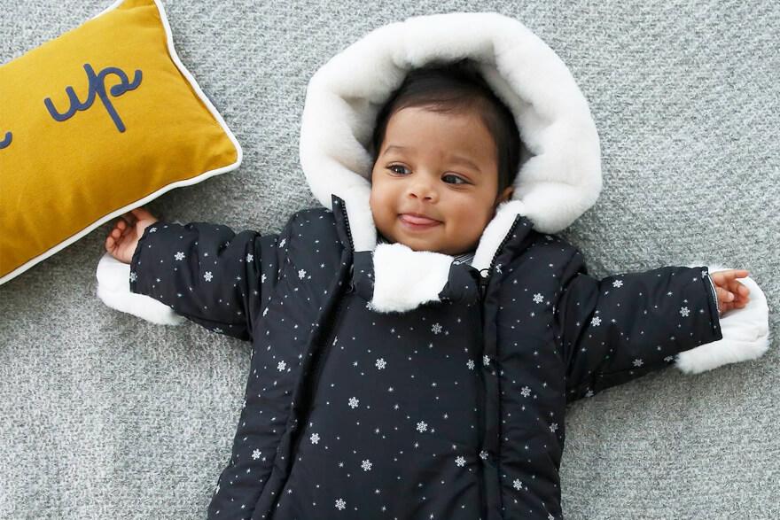 Как одеть ребенка зимой теплый конверт