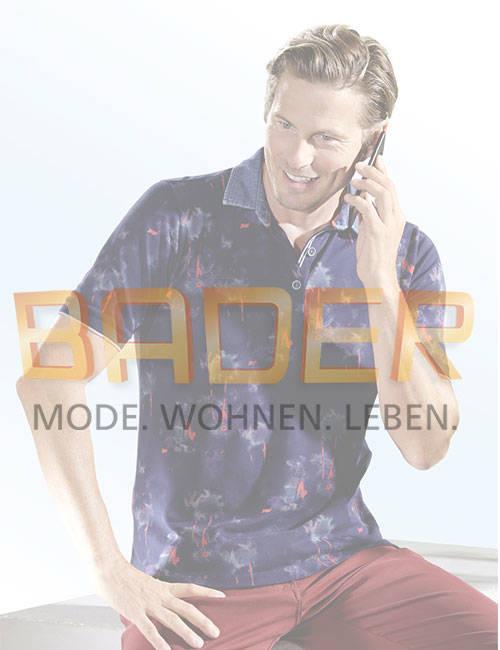 мужское поло Bader (Бадер)