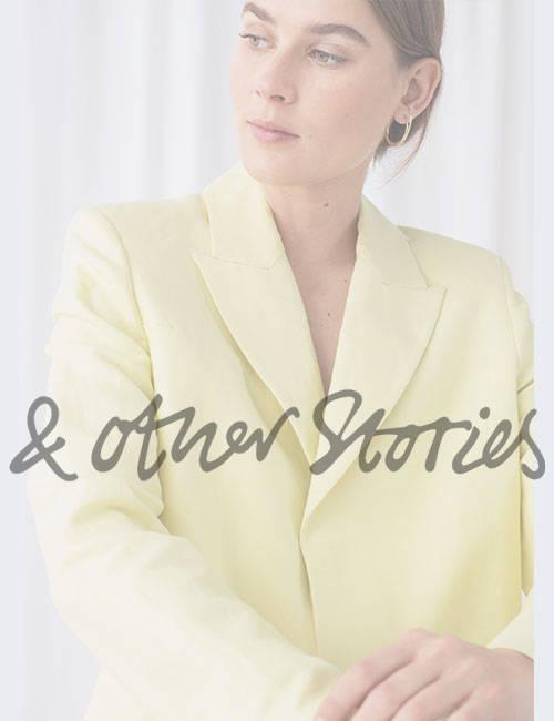 женский жакет & Other Stories